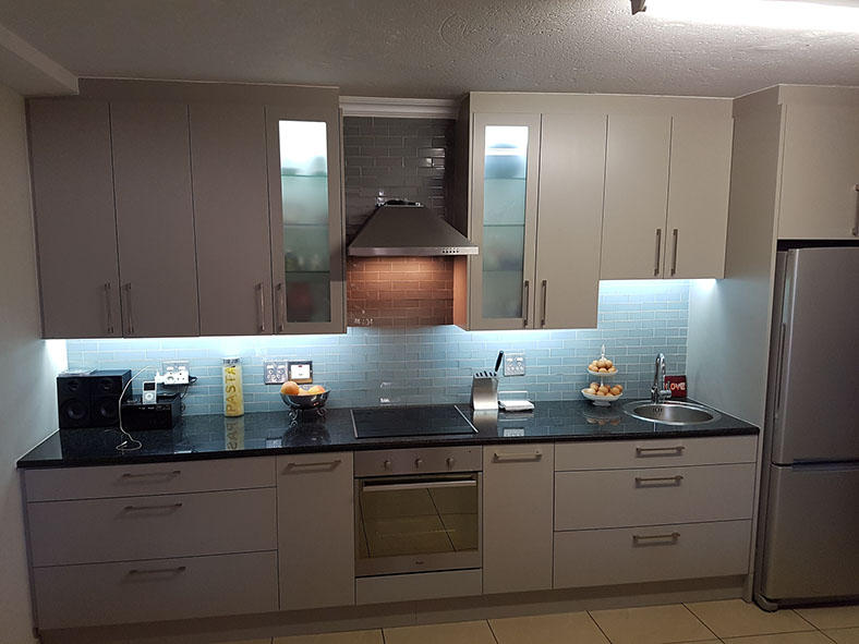 Kitchen exclusive for Designer kitchens pretoria
